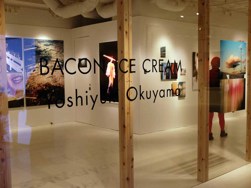 奥山由之写真展『BACON ICE CREAM』:PARCO MUSEUM