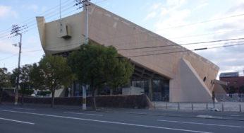 2016冬 香川旅行記-1:香川県立体育館の迫力に圧倒
