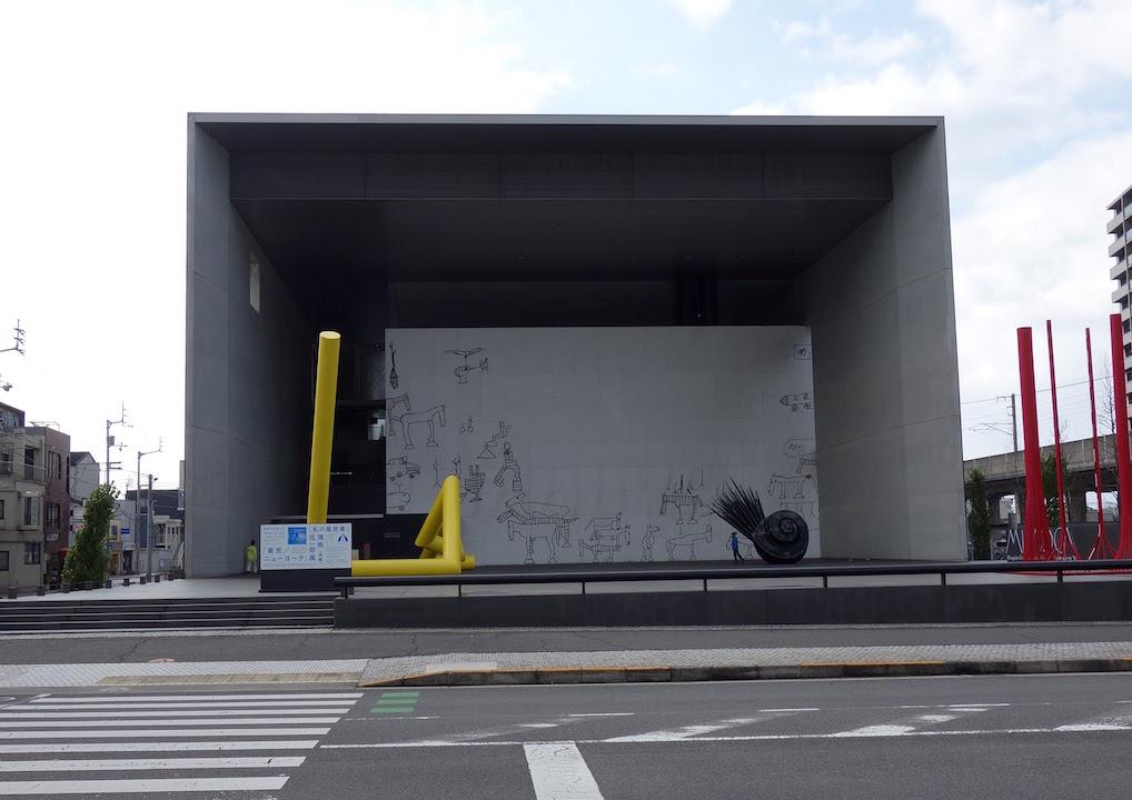 2016冬|香川旅行記-4:カフェレストMIMOCA-丸亀市猪熊弦一郎現代美術館のカフェでの昼食
