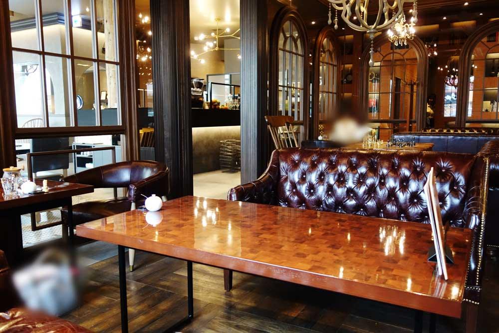 「ドトール珈琲農園 多摩堤通り店」は居心地抜群のラグジュアリーなカフェだった