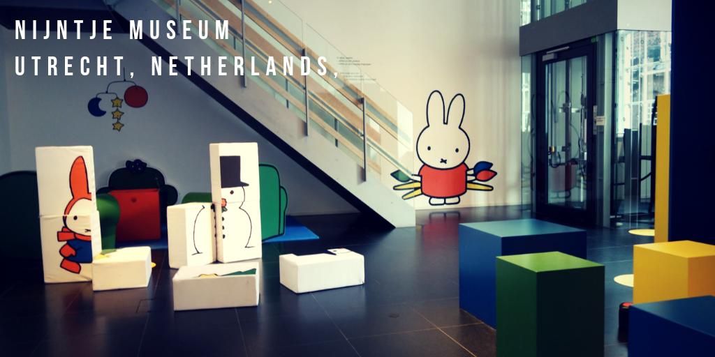 ミッフィー・ミュージアム(Nijntje Museum)へ行ってきました