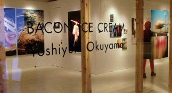 奥山由之写真展『BACON ICE CREAM』:PARCO MUSEUM