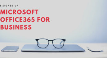Microsoftのサブスクリプションサービス「office365 for business」 を契約