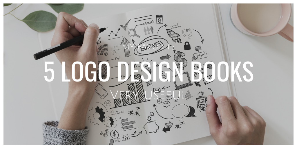 私が仕事でロゴデザインをする時に参考にしているデザイン本5冊をご紹介!