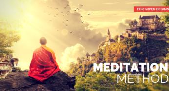 超初心者の私が瞑想を始めました。自宅にある道具で出来る超簡単な瞑想方法