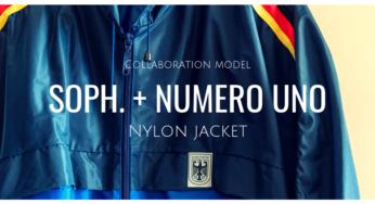 高いデザイン性と携帯性 – SOPH. × Numero Uno コラボ ナイロンジャケットを購入しました