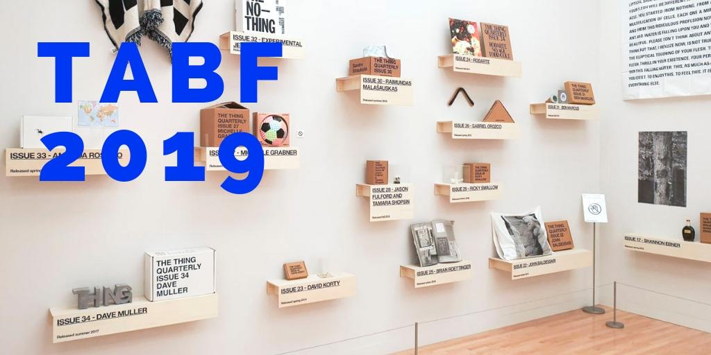 アートブックの祭典「Tokyo Art Book Fair 2019」へ。会場の雰囲気と購入した本などを紹介!
