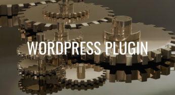 2019年7月現在、私が当サイトに導入しているWordPressプラグインをご紹介します