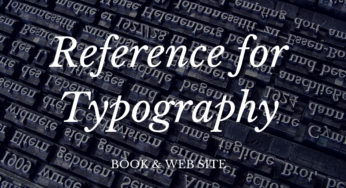 私がデザイン業務で「欧文組版」をする際に参考にしている本・Webサイトを紹介!