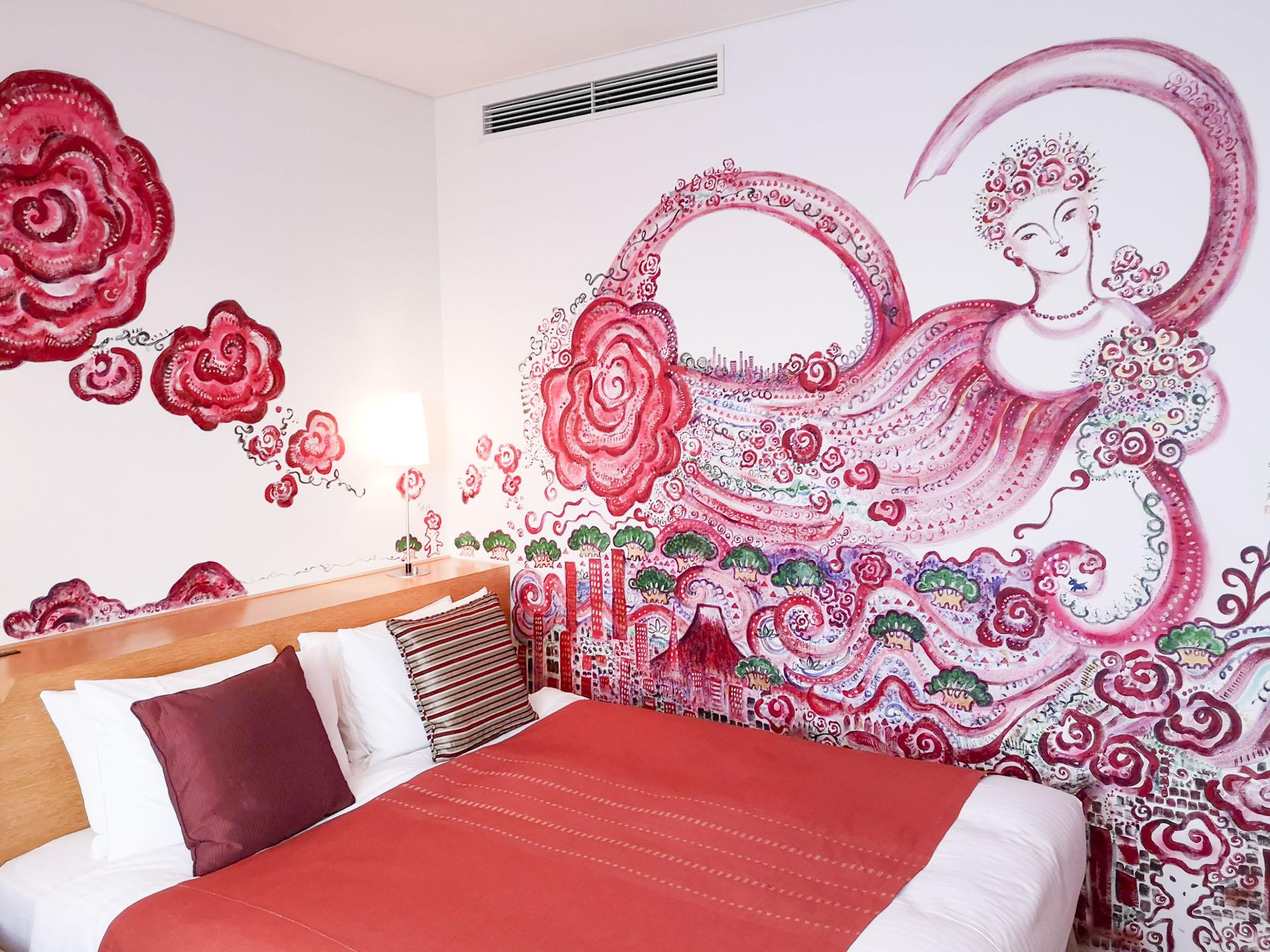パークホテル東京のアーティストフロアに宿泊!アートと夜景を楽しめる宿泊体験!